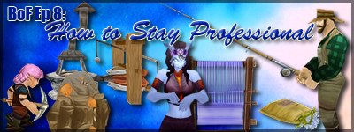 Blessing of Frost, Episode 8: How to Stay Professional